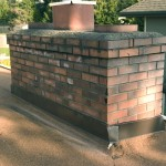 New Chimney Flashing