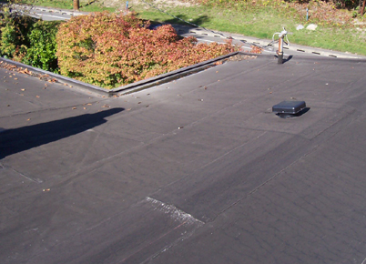 Smooth Surface: An APP Modified Bitumen Torch Down Membrane; Is Designed  For Use As A Roofing Membrane Over Various Types Of Substrates For Both New  ...